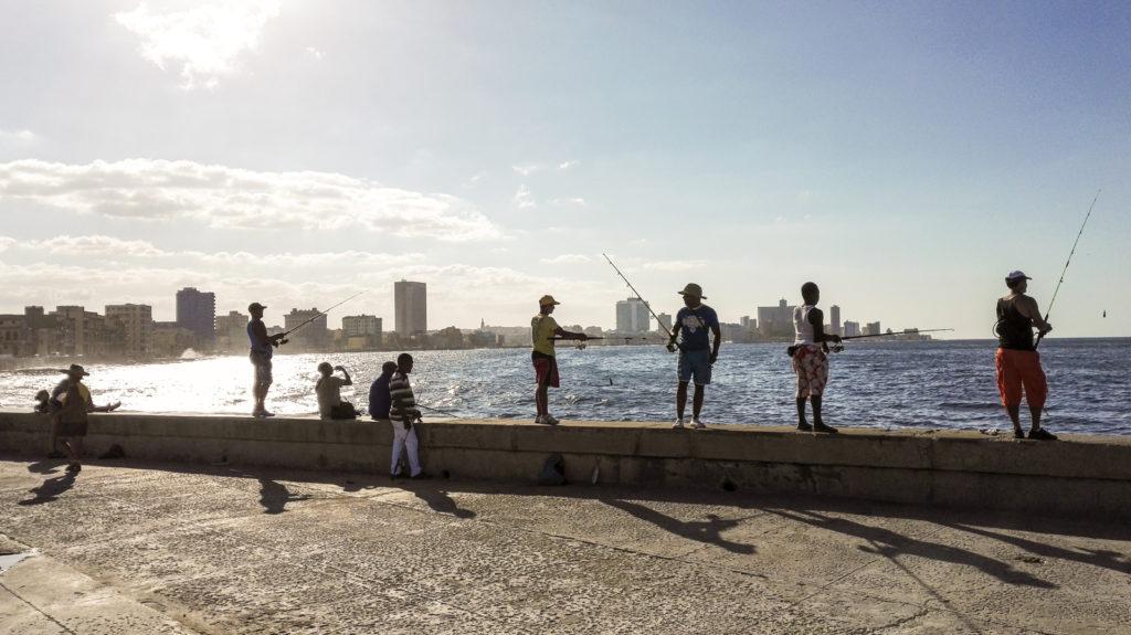 Kuba Malecon